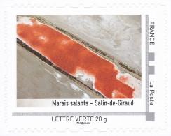 France 2014 Marais Salants - Salin-de-Giraud Salt Saline Pond Saline MNH ** - France