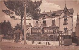 44-SAINT-BREVIN-L'OCEAN- PENSION RIQUETTE - Saint-Brevin-l'Océan