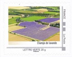 France 2014 Collector Champs De Lavande Lavandula Lavendel MNH ** - Nuovi