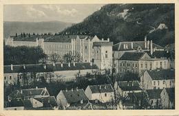 HAINBURG   - 1941  , Schloss-Kaserne -  Feldpost - Austria