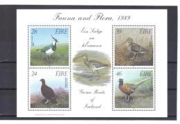 KUR35  IRLAND  1989  Michl  BLOCK 7  ** Postfrisch Siehe ABBILDUNG - 1949-... Republik Irland