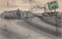 44-NANTES- GARE D'ORLEANS - Nantes