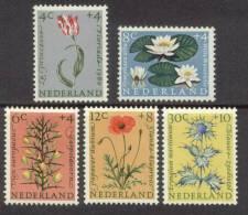 Nederland 1960 NVPH 738-742 Zomerzegels Postfris (MNH) - Period 1949-1980 (Juliana)