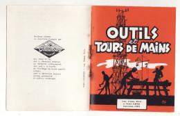 OUTILS ET TOURS DE MAINS De REVAL Et MICHEL KIEFFER Scout Scoutisme Illustration ERIk - Bricolage / Technique