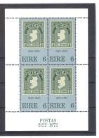 KUR25  IRLAND  1972  Michl  BLOCK 1  ** Postfrisch Siehe ABBILDUNG - Ungebraucht