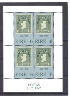 KUR25  IRLAND  1972  Michl  BLOCK 1  ** Postfrisch Siehe ABBILDUNG - 1949-... Republik Irland