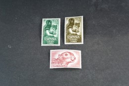 F7825- Set MNH Sahara Espagnol -1964- Dia Del Sello - Squirrel - Rongeurs