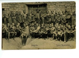 18205   -   Angola   -   Typos Mondombes - Angola