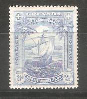 Sello Nº 37 Grenada. - Ships
