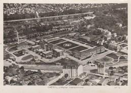 CRETEIL  - L'hôpital Intercommunal   ( Aéro Photo )      - 105x150 - Creteil