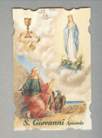 SAN GIOVANNI APOSTOLO...SANTINO....HOLY CARD - Religion & Esotericism