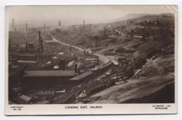CANADA ~ RPPC View Looking East HALIFAX Nova Scotia 1952 To Johnsonville, N.Y. - Halifax