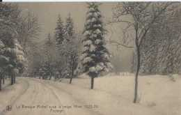 La Baraque Michel Sous La Neige - Hiver 1925-1926 - Paysage - Pas Circulé - TBE - Jalhay