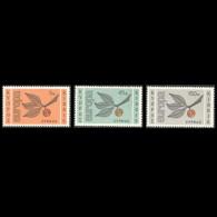 CYPRUS 1965 EUROPA CEPT MNH SET - Nuovi