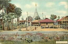 Pays Div -mynamar -burma -birmanie  - Ref G68- Toungoo  - Carte  Bon Etat - Postcard In Good Condition - - Myanmar (Burma)