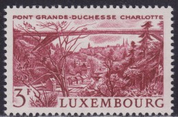 4866. Luxembourg 1966 Landscapes, MNH (**) Michel 737 - Luxembourg