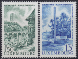 4868. Luxembourg 1966 Central Europe - Luxembourg, MNH (**) Michel 738-739 - Luxembourg