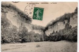 Vauchignon : La Tournée (Phototypie J. Coqueugniot, Autun, N°43) - France