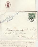 "ESC N°30 O. Bruxelles, ""Ministre De L´Instruction Publique"" -> Jambes 1883 - 1869-1883 Leopold II"