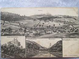 ERLENBACH B DAHN . 3 VUES . Usures - Suiza