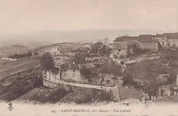 SAINT MAURICE -42- PRES ROANNE VUE GENERALE - France