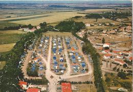 CPSM CHATELAILLON - Les Boucholeurs - Vue Aérienne - Le Camping - Châtelaillon-Plage