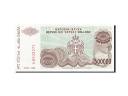 Croatie, 500,000 Dinara, 1993, 1993, KM:R23a, SPL - Croatie