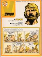 Bob Morane LES SEPT CROIX DE PLOMB Dans Magazine Junior N°27  23è Année 3 Juillet 1975 - Riviste E Periodici