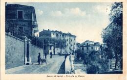 121  LERICI  -  LA SPEZIA - FP VIAGGIATA 20.10.1950 - La Spezia