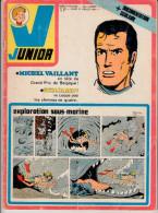 Bob Morane LES SEPT CROIX DE PLOMB Dans Magazine Junior N°29  23è Année 17 Juillet 1975 - Riviste E Periodici