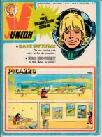 Bob Morane LES SEPT CROIX DE PLOMB Dans Magazine Junior N°30  23è Année 24 Juillet 1975 - Riviste E Periodici
