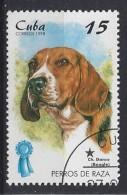 Cuba  1998  Champion Dogs (o) Beagle - Cuba
