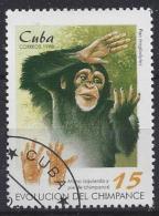 Cuba  1998  Chimpanzee (o) - Cuba