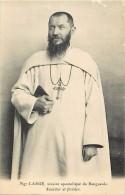 Pays Div -afrique -zambie  - Ref G19- Mgr Larue Vicaire Apostolique Du Bangueolo   - Carte Bon Etat  - - Zambie