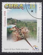 Cuba  1998  World Tourism Day  (o) - Cuba