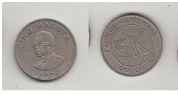 10 ZLOTYCH 1976 - Congo (Republiek 1960)