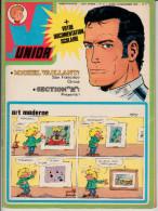 Bob Morane LES SORTILEGES DE L´OMBRE JAUNE Dans Magazine Junior N°51  23è Année 18 Décembre 1975 - Riviste E Periodici