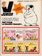 Bob Morane L´EMPREINTE DU CRAPAUD Dans Magazine Junior N°26  26è Année 6 Juillet 1978 - Riviste E Periodici