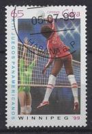 "Cuba  1999  Pan-American Games, ""Winnipeg`99""  (o) Volleyball - Cuba"