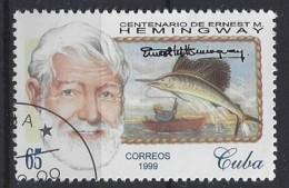 Cuba  1999  Ernest Hemingway  (o) - Cuba