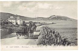 20  CAP CORSE  Macinanaggio  Attelages Vue Vers Le Port - Autres Communes