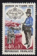 "FR YT 1632 "" Journée Du Timbre "" 1970 Neuf** - Unused Stamps"