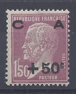 FR - 1928 - N° 251 - Neuf - X - Trace De Charnière Propre - TB - - Caisse D'Amortissement
