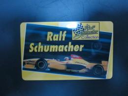 O557 05.97 Ralf Schumacher,F1 Racer Of Jordan-Peugeot Team,mint - Germania