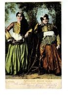18215   -   Cetinje   -   Costumes Albanais   -   Albanesische Tracht - Montenegro