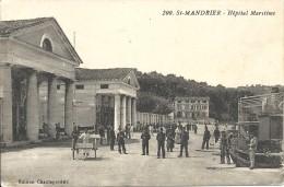 HOPITAL MARITIME - Saint-Mandrier-sur-Mer