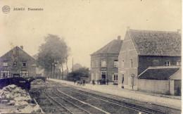 Bergh Berg Kampenhout Tramstatie 1923 - Kampenhout