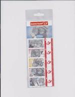 BELGIQUE - BELGIE Mijn Zegel DUOSTAMP  -  Strook Van 5 Postzegels ME TO YOU - JUST MARRIED Geseald - Belgique