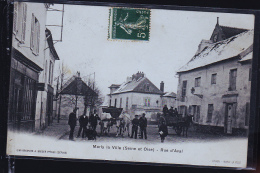 MARLY LA VILLE ATTELAGES - Marly La Ville