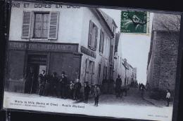 MARLY LA VILLE RUELLE MAILLAIRD RESTAURANT - Marly La Ville